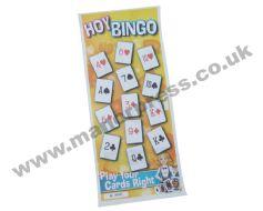 HOY BINGO - 1 PAD